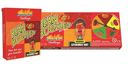 Bean Boozled Flaming Five Challenge extremely hot and spicy - 2er Mix (100 + 45 g)