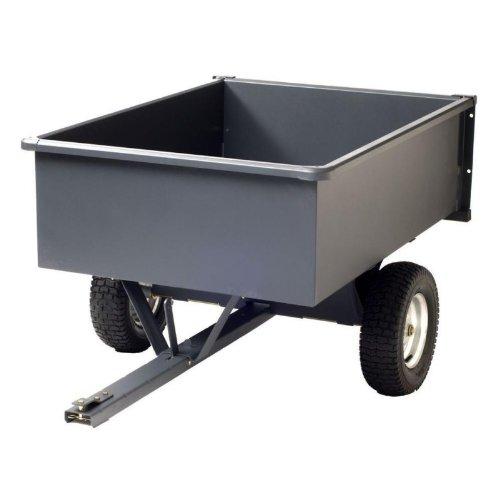 Remorque Precision Products 500 kg pour Tracteur - Tondeuse