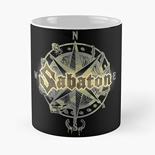 Grunge The Stand Sabaton Last Heavy Heroes Metal Swedish Best 11 oz Kaffeebecher - Nespresso Tassen Kaffee Motive