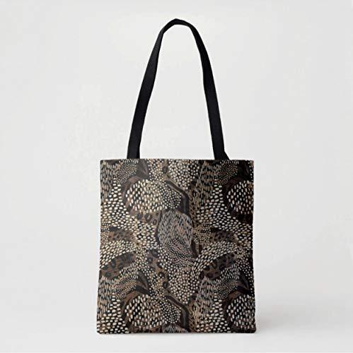 Sac fourre-tout imprimé léopard camouflage camouflage Motif camouflage
