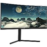 LC-POWER LC-M29-UW-UXGA-100-C 29' (73,66cm) Monitor Gaming Curvo (UW-UXGA, 2 HDMI, DisplayPort,...