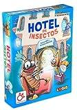Mercurio Hotel de insectos - juego de mesa en castellano