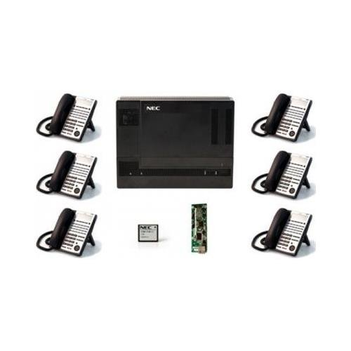 NEC SL1100 NEC-1100013 SL1100 IP Quick Start Kit with SIP Trunk