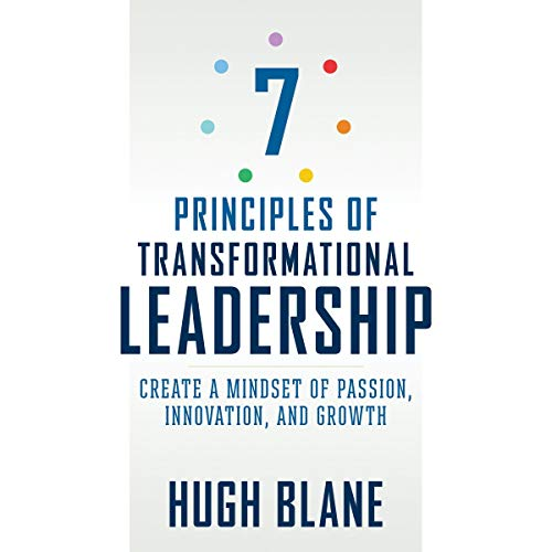 7 Principles of Transformational Leadership cover art