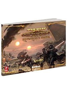 Star Wars The Old Republic Explorer's Guide: Prima Official Game Guide (Star Wars: Old Republic) (0307890457) | Amazon price tracker / tracking, Amazon price history charts, Amazon price watches, Amazon price drop alerts