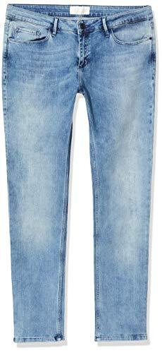 Cross Jeans Damen Adriana Skinny Jeans, Blau (Light Blue 206), W28/L34 (Herstellergröße:28/34)