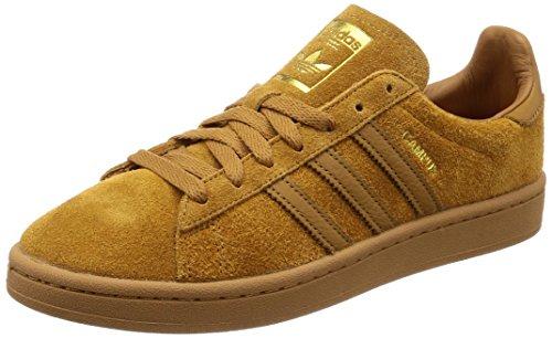 adidas Campus, Scarpe da Ginnastica Basse Uomo, Marrone (Brown Cq2046), 44 EU