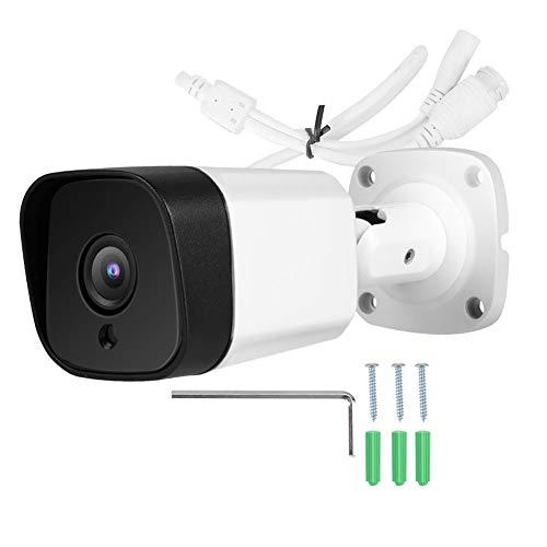 AMONIDA CCTV para cámara PoE, Sistema de vigilancia Nocturna, vigilancia de Seguridad, monitorización de Red para Gatos de Oficina para Perros domésticos(5MP)