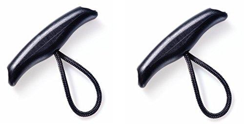 kayak toggle manici con cavo (confezione da 2)