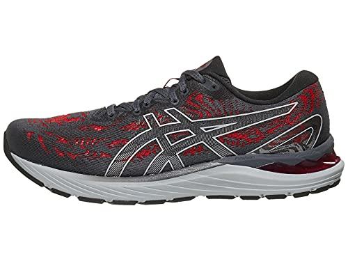 ASICS Men's Gel-Cumulus 23 Running Shoes, 10.5, Carrier Grey/Piedmont Grey