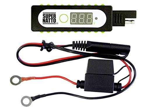 417rnQRakDL - 『バッテリーチェック』動的・静的な数値でトラブルを回避しています