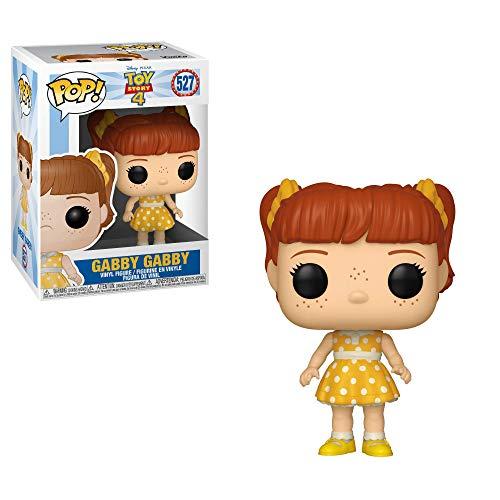Funko- Pop Vinyl: Disney: Toy Story 4 Gabby Figura da Collezione, Multicolore, 37395