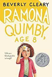 Favorite chapter books for kids in 4th and 5th grades the ramona books were another favorite of mine as a child ramona is a rambunctious little girl who is always up to mischief similar to junie b jones sciox Choice Image
