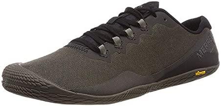 Merrell Men's Vapor Glove 3 Cotton Trail Runner, Dusty Olive, 14 M US
