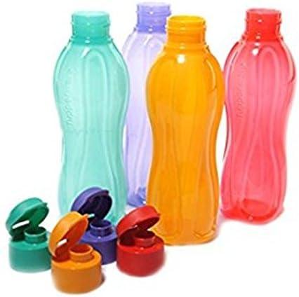 Tupperware Aquasafe Super Special SALE held Flip Top Water 1ltr Bottle 1000ml Popular products
