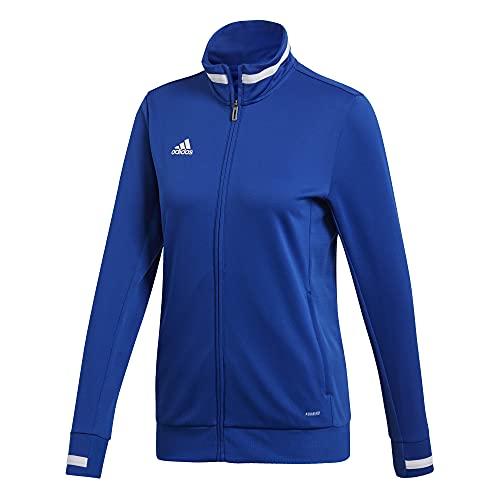 adidas Team 19 Track Jacket, XS, Team Royal Blue/White