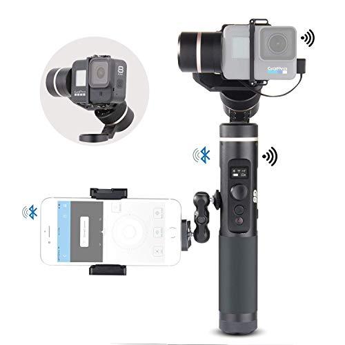 Feiyu G6 Kit 3-Axis Action Camera Gimbal Stabilizer