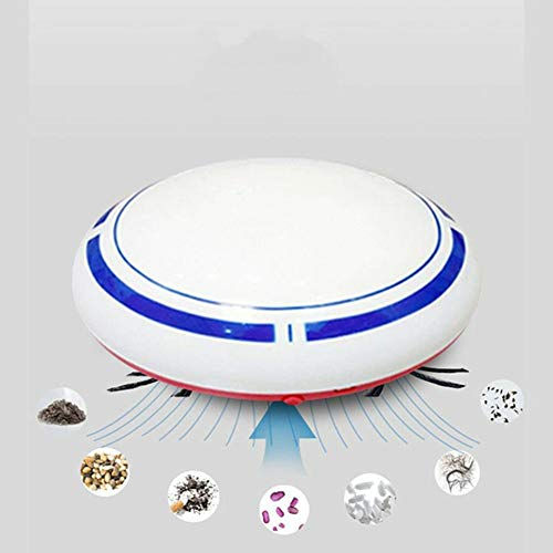 Review Smart Automatic Robot Vacuum Cleaning Machine Intelligent Floor Sweeping Dust Catcher Carpet ...
