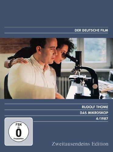 Das Mikroskop - Zweitausendeins Edition Deutscher Film 4/1987.
