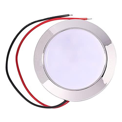 1.8 W IP65 impermeable 12 V 24 SMT LED lámpara de lectura domo para caravana RV coche interior techo luces