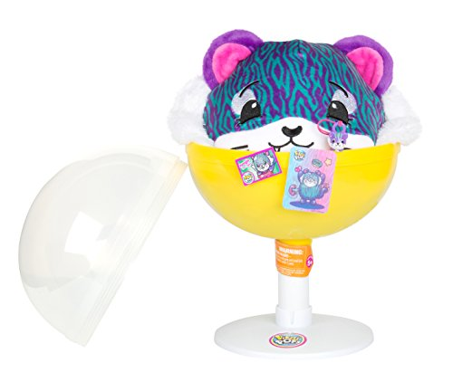 Pikmi Pops Sorpresa Perfumada Jumbo Plush Animal Soft Plush Toy - Tigre