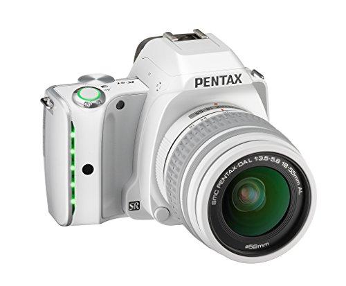RICOH デジタル一眼レフ PENTAX K-S1 レンズキット [DAL18-55mm] ホワイト PENTAX K-S1 LENSKIT WHITE 06461