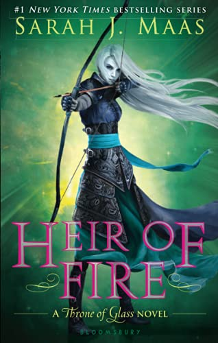Heir of Fire (Throne of Glass, 3)