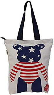 Pick Pocket Women's Tote Bag (Off-White)