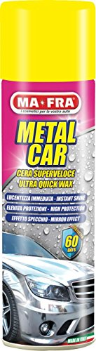Ma-Fra H0795 Cera Lucidante Metallo, 500 ml