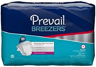 Prevail PVB-012/2 Breezer Brief - Medium - 96/Case by Prevail