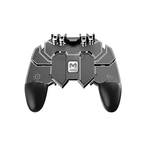 Mobile Game Controller Gaming Trigger Joystick Gamepad Console for L1R1 Phone Game-