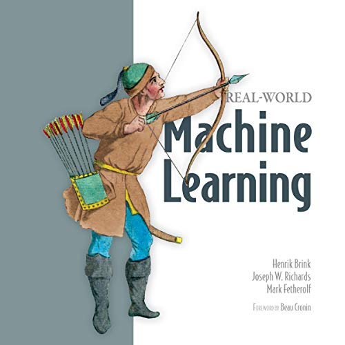 Real-World Machine Learning  By  cover art