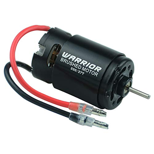 Rc Motor 550 27T Brushed Motor+30A/…