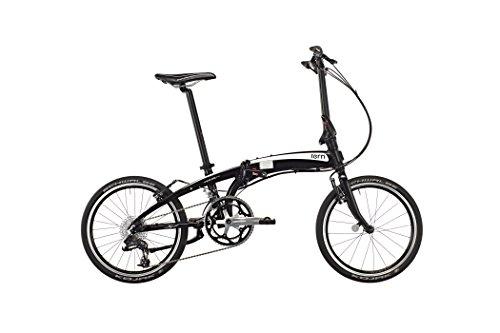 tern Verge P20 schwarz/weiß 2016 Faltrad