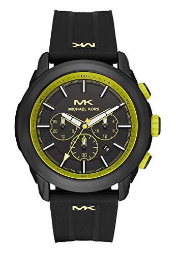 Michael Kors Kyle - Herren Chronograph Sportuhr - MK8798