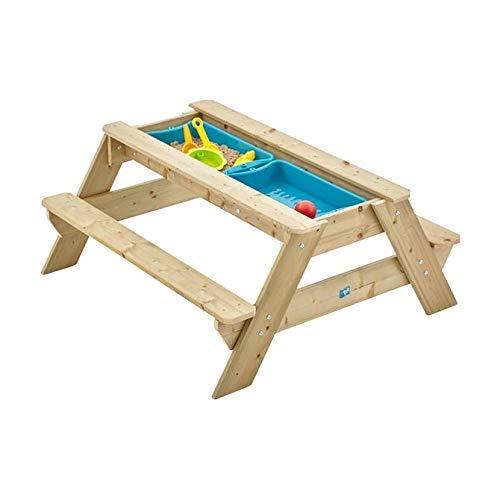 TP 286 - luxe picknicktafel met zandbak
