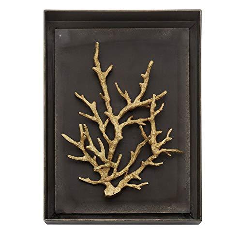 Michael Aram Wall Art Ocean Coral Shadow Box