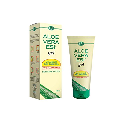 ESI Aloe Vera Gel con Árbol del Té - 100 ml