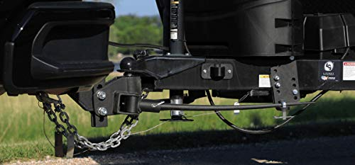 Blue Ox BXW1350 TrackPro Weight Distribution Hitch - 13,000 GTW/1,300 TW
