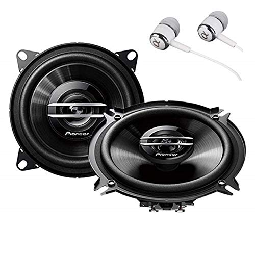 "Pioneer: Set of 2 4"" Speakers (TS-G1045R)"
