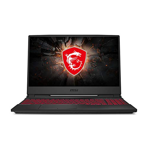 MSI GL65 9SD-213IT Notebook Gaming, 15.6' FHD, Intel Core I7 9750H, RAM 16GB, 256GB + 1TB (SATA), Nvidia GTX 1660Ti, 6GB GDDR5, Windows 10 Home [Layout Italiano]
