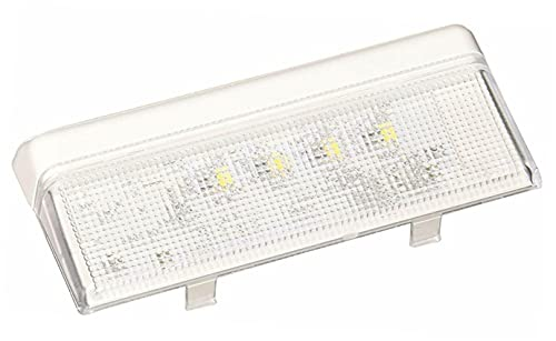 1 Pcs Replacement LED Compatible with Whirlpool Refrigerator WPW10515057 AP6022533 PS11755866 - XSSD297   #YY49E