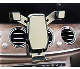 Dongxiang Accesorios para AutomóViles para Mercedes-Benz CLS 2018-2021 HíBrido Soporte para TeléFono MóVil, Soporte para TeléFono De Coche De NavegacióN Interior Modificado