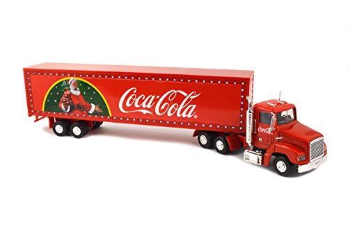 Coca-Cola 443012LED-Licht bis Weihnachten Truck, rot