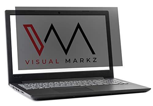 Visual Markz Laptop Privacy Filter   Notebook Blickschutzfilter 14,0 Zoll   abnehmbare Display-Folie   Anti-Spy Sichtschutz-Folie   Entspiegelungsfolie   Displayschutz   wiederverwendbar   14.0