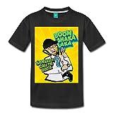 FGTeeV - Boom Shaka Laka Premium T-Shirt (Kids) Black Youth L