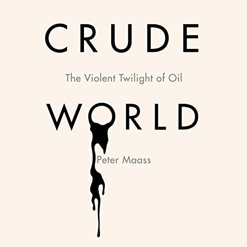 Crude World audiobook cover art