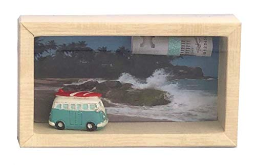 Geldgeschenk Gutschein Hawaii Reise GS058 Bulli Urlaub surfen