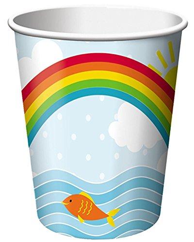 Noah's Ark Paper Cups