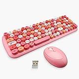 MOFii 2.4G無線ワイヤレスキーボード&マウスセット